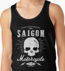 Saigon Motorcycle Club | Black  Tank Top