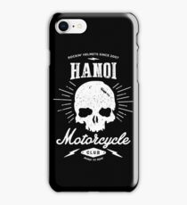Hanoi Motorcycle Club | Black iPhone Case/Skin