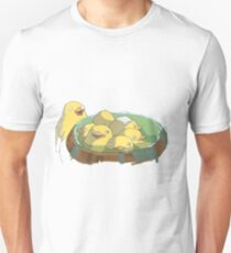 Spirited Away Duck Bath Unisex T-Shirt