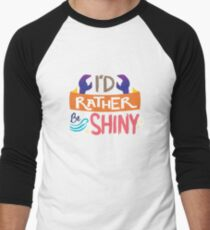 So Shiny Men's Baseball ¾ T-Shirt