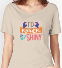 So Shiny Women's Relaxed Fit T-Shirt