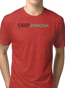 Jhony Depp & Winona Ryder Tri-blend T-Shirt