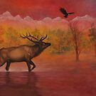 The Elk and the Eagle by Ria Spencer
