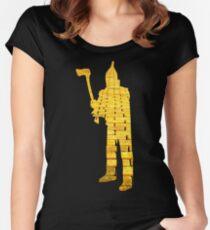 Tha Choppa Women's Fitted Scoop T-Shirt