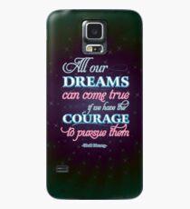 Dreams Come True Hülle & Klebefolie für Samsung Galaxy