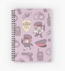 Chubby Chaser - Ivan Spiral Notebook