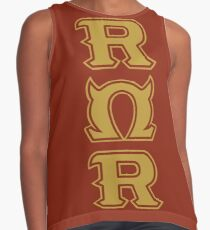 Monsters U: Roar Omega Roar Sleeveless Top