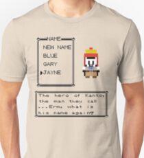 The Hero of Kanto T-Shirt