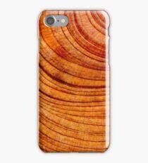 Juniper wood iPhone Case/Skin
