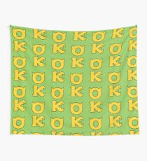 Monsters U: Oozma Kappa Wall Tapestry