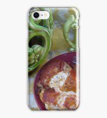 Knothole Eggs . . . . . iPhone Case/Skin