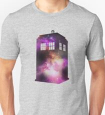 Space Tardis T-Shirt