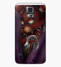 Foxy Five Nights at Freddy's Case/Skin for Samsung Galaxy