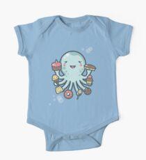 Raum für Nachtisch? Baby Body Kurzarm
