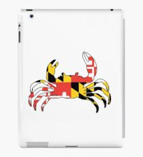Maryland Crab iPad Case/Skin