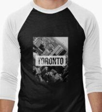 Downtown Toronto Men's Baseball ¾ T-Shirt