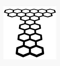 BBC Torchwood Logo Photographic Print