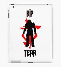 Doom Slayer (2016) Symbol iPad Case/Skin