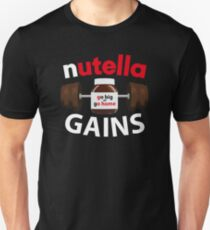 Nutella Gains T-Shirt