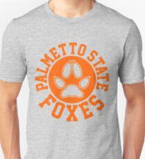 palmetto state circle crest orange Unisex T-Shirt