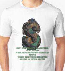 Coheed and Cambria- The Hard Sell lyrics Design T-Shirt