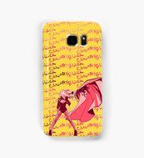 Black Canary Samsung Galaxy Case/Skin
