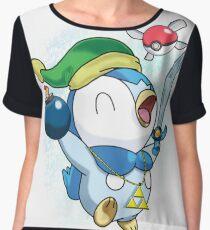 Pokemon Link Piplup Chiffon Top