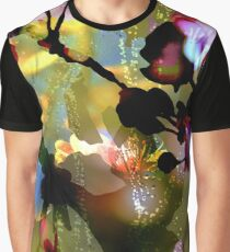 Tropical blooms Graphic T-Shirt