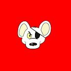 Danger Mouse - He's the greatest! by cubicspin
