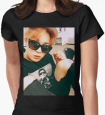 BTS JIMIN Women's Fitted T-Shirt