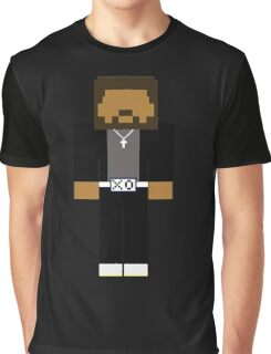 The Weeknd - Minecraft Graphic T-Shirt