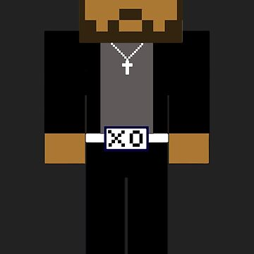 The Weeknd - Minecraft by Kuilz