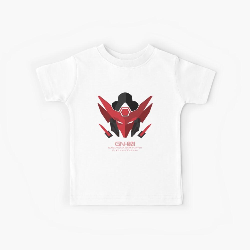 GUNDAM EXIA DUNKELHEIT Kinder T-Shirt