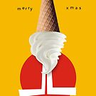 icecream santa by Matt Mawson