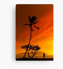 6:16 PM Hawaii Time Canvas Print