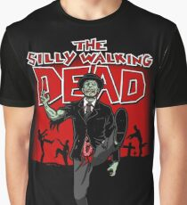 The Silly Walking Dead Graphic T-Shirt