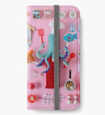 Playful Cooking iPhone Wallet/Case/Skin