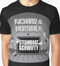 Steamboat Schwifty Graphic T-Shirt