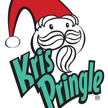 Kris Pringle by primaldream