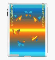 Horizon Butterflies  iPad Case/Skin