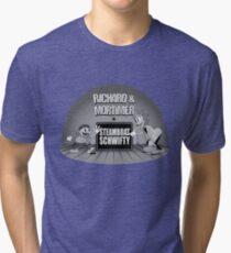 Steamboat Schwifty Tri-blend T-Shirt