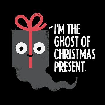 Christmas Ghost by optimistrousers