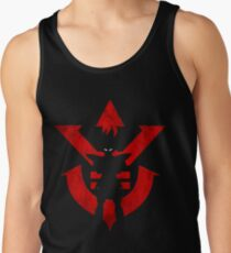 Vegeta Royal Saiyan Symbol Tank Top