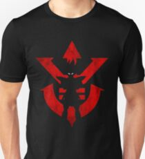 Vegeta Royal Saiyan Symbol Unisex T-Shirt
