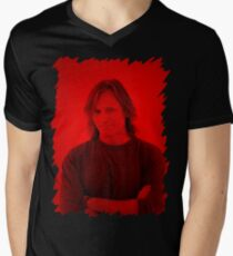 Viggo Mortensen - Celebrity Mens V-Neck T-Shirt