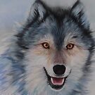 Winter Chase detail by Ria Spencer