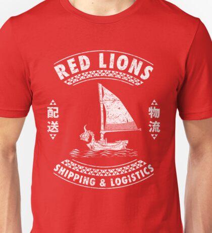 Red Lions Shipping & Logistics Unisex T-Shirt