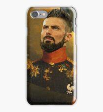 Monsieur Olivier Giroud iPhone Case/Skin