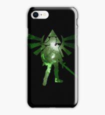Night warrior iPhone Case/Skin