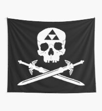 Pirates of the Hyrule Wall Tapestry
